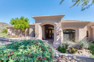 9145 N FLYING BUTTE Drive, Fountain Hills, AZ 85268