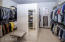 You will love this spacious closet!!