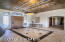 The entry to this home will take your breath away. Imported Italian mosaic tile on the ceiling!