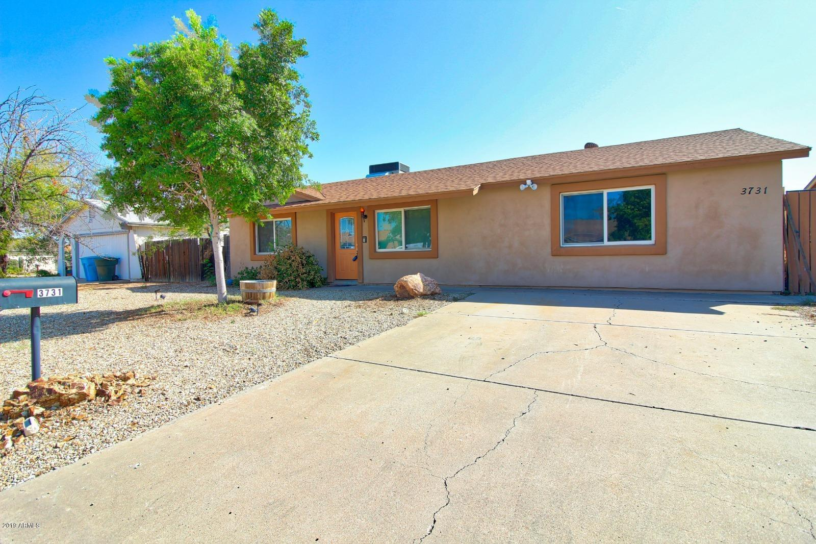 Photo of 3731 E GREENWAY Lane, Phoenix, AZ 85032