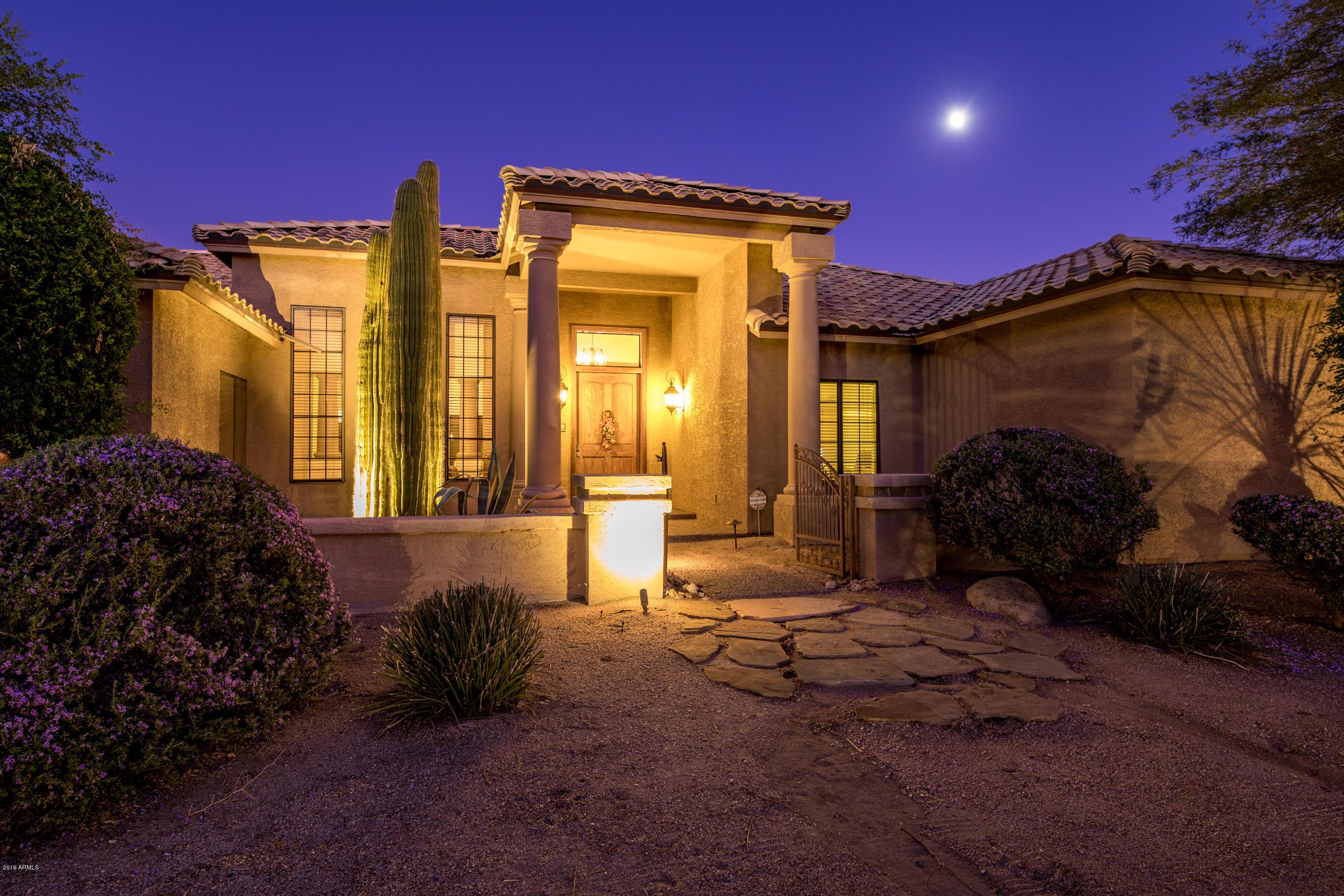 Photo of 8433 E WHISPERING WIND Drive, Scottsdale, AZ 85255