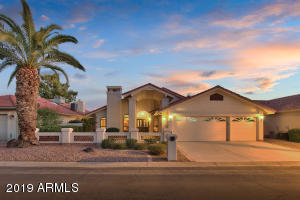 10901 E BELLFLOWER Drive, Sun Lakes, AZ 85248