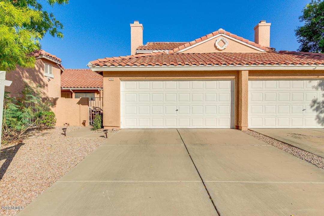 Photo of 3510 E HAMPTON Avenue #110, Mesa, AZ 85204