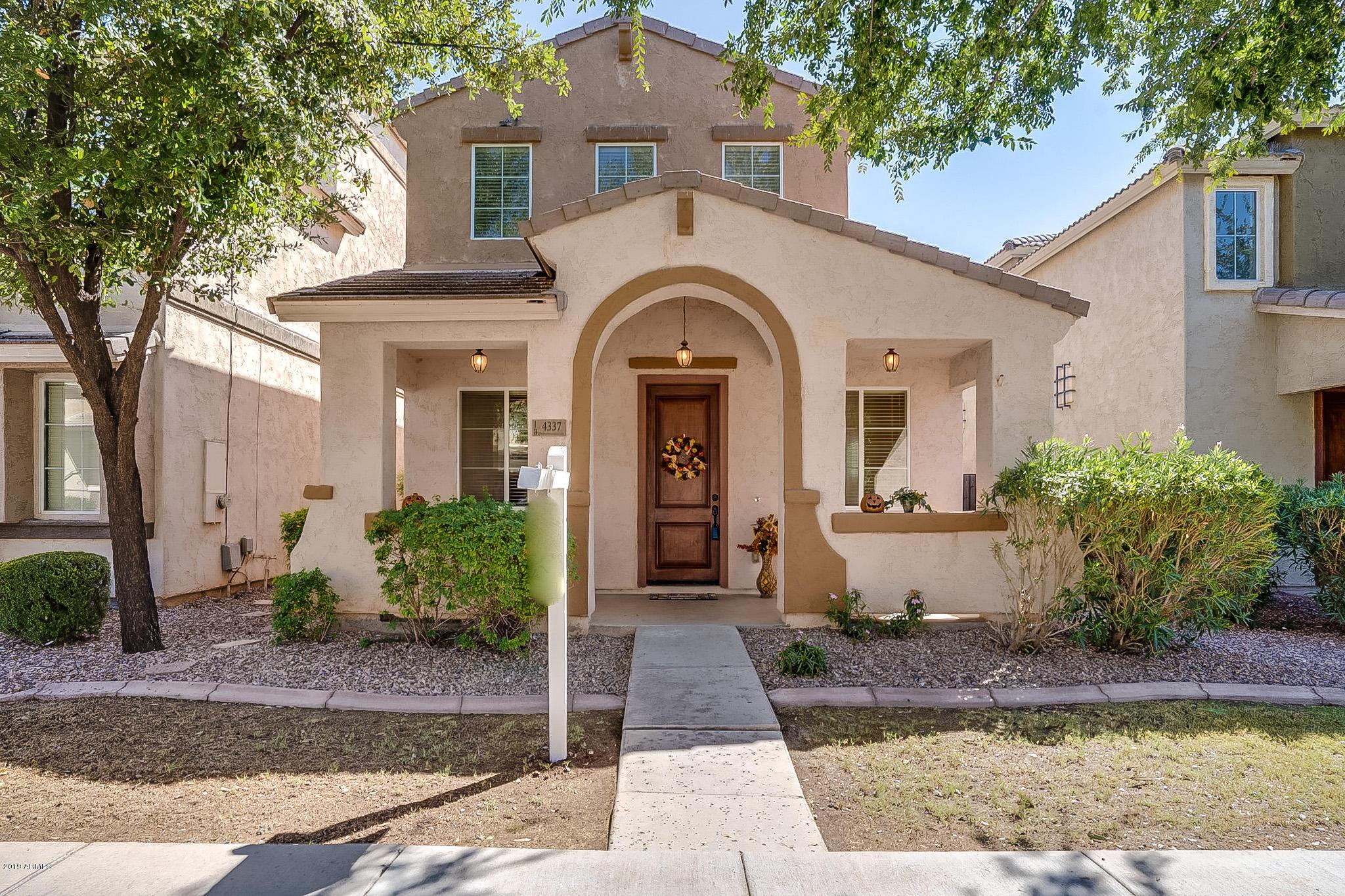 Photo of 4337 E TYSON Street, Gilbert, AZ 85295