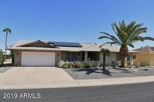 Painted , professionally landscaped in the front with Solar