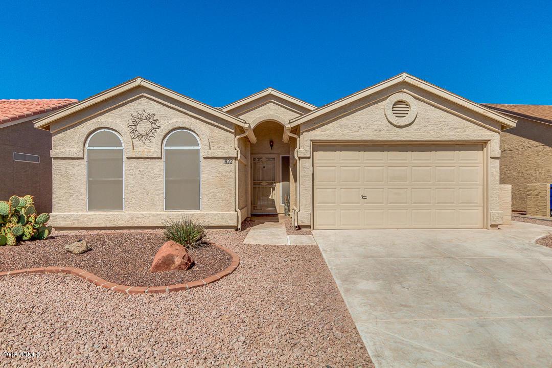 Photo of 1822 E COLONIAL Drive, Chandler, AZ 85249