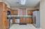 SS Refrigerator, Stove and Dishwasher. Granite Countertops