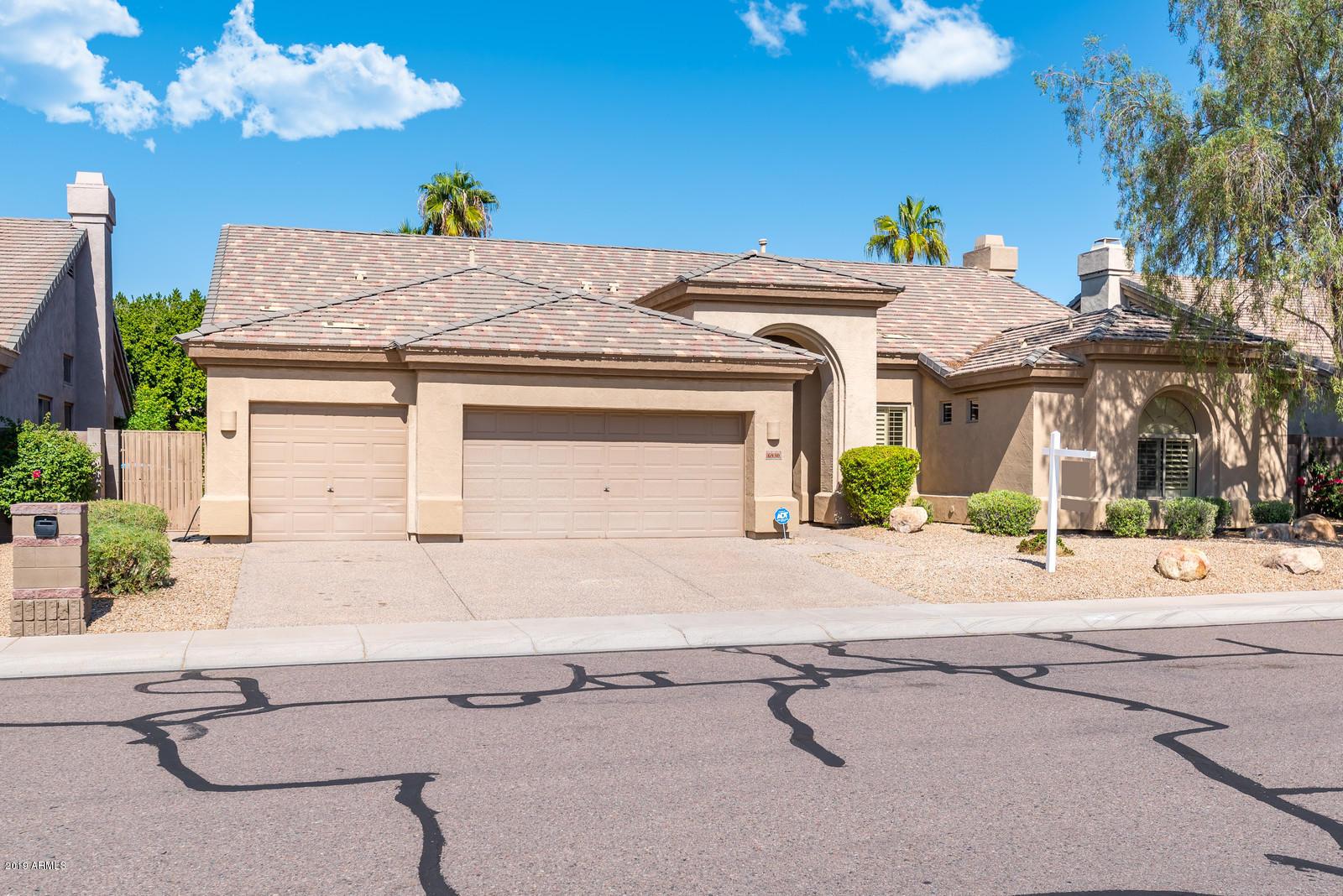 Photo of 6530 E MONTREAL Place, Scottsdale, AZ 85254