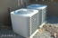 Newer AC Units to keep you cool.