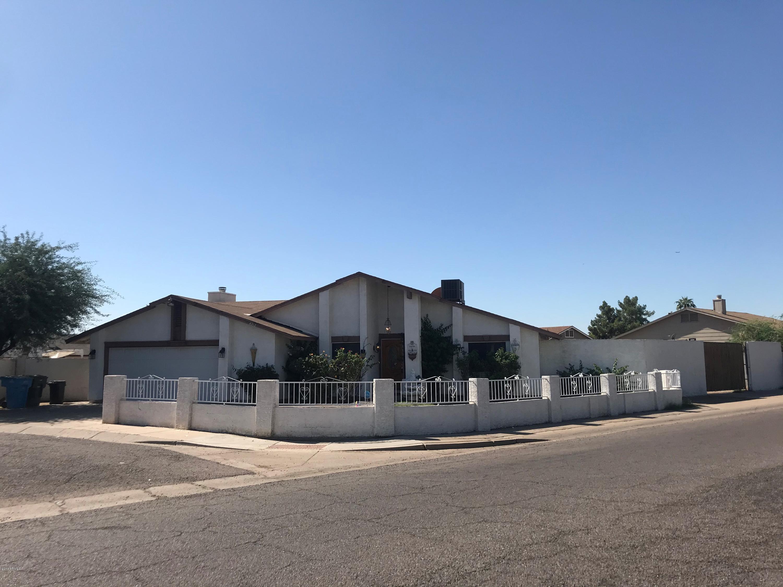 Photo of 4317 W VIRGINIA Avenue, Phoenix, AZ 85035