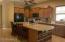 Upgraded kitchen granite counter tops.
