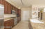 Two large pantries and gas cooktop