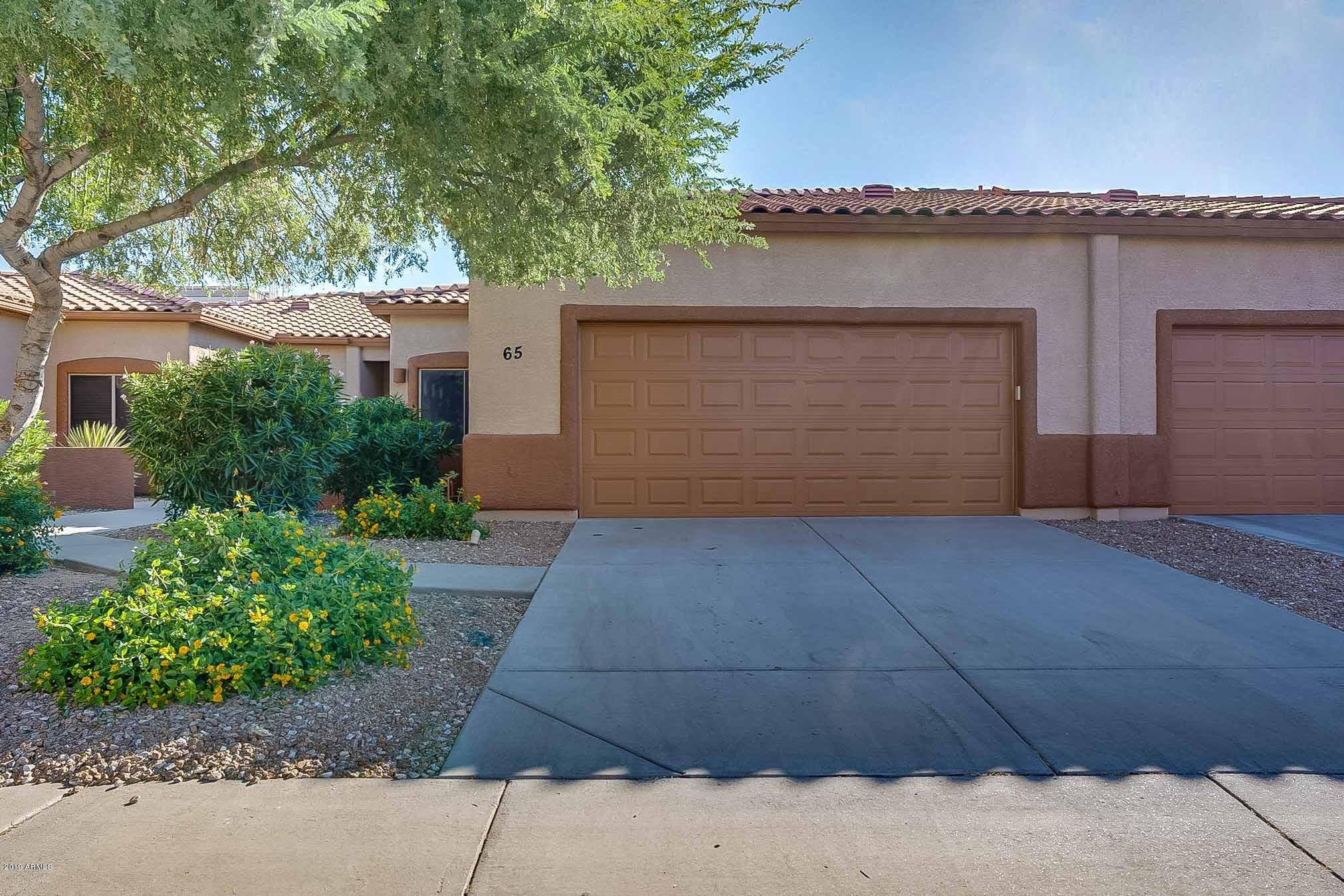Photo of 6720 E ENCANTO Street #65, Mesa, AZ 85205
