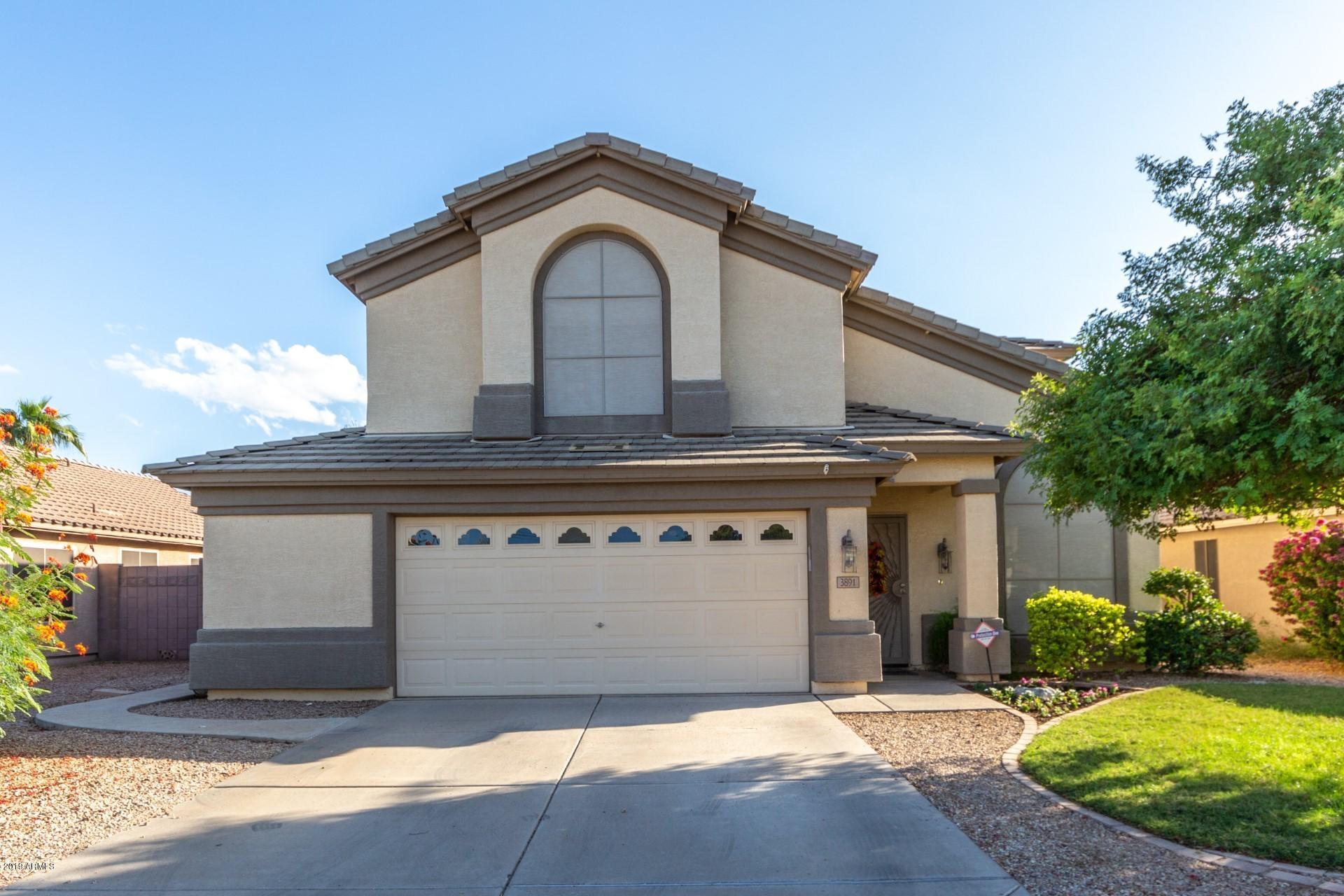Photo of 3891 E VAUGHN Avenue, Gilbert, AZ 85234