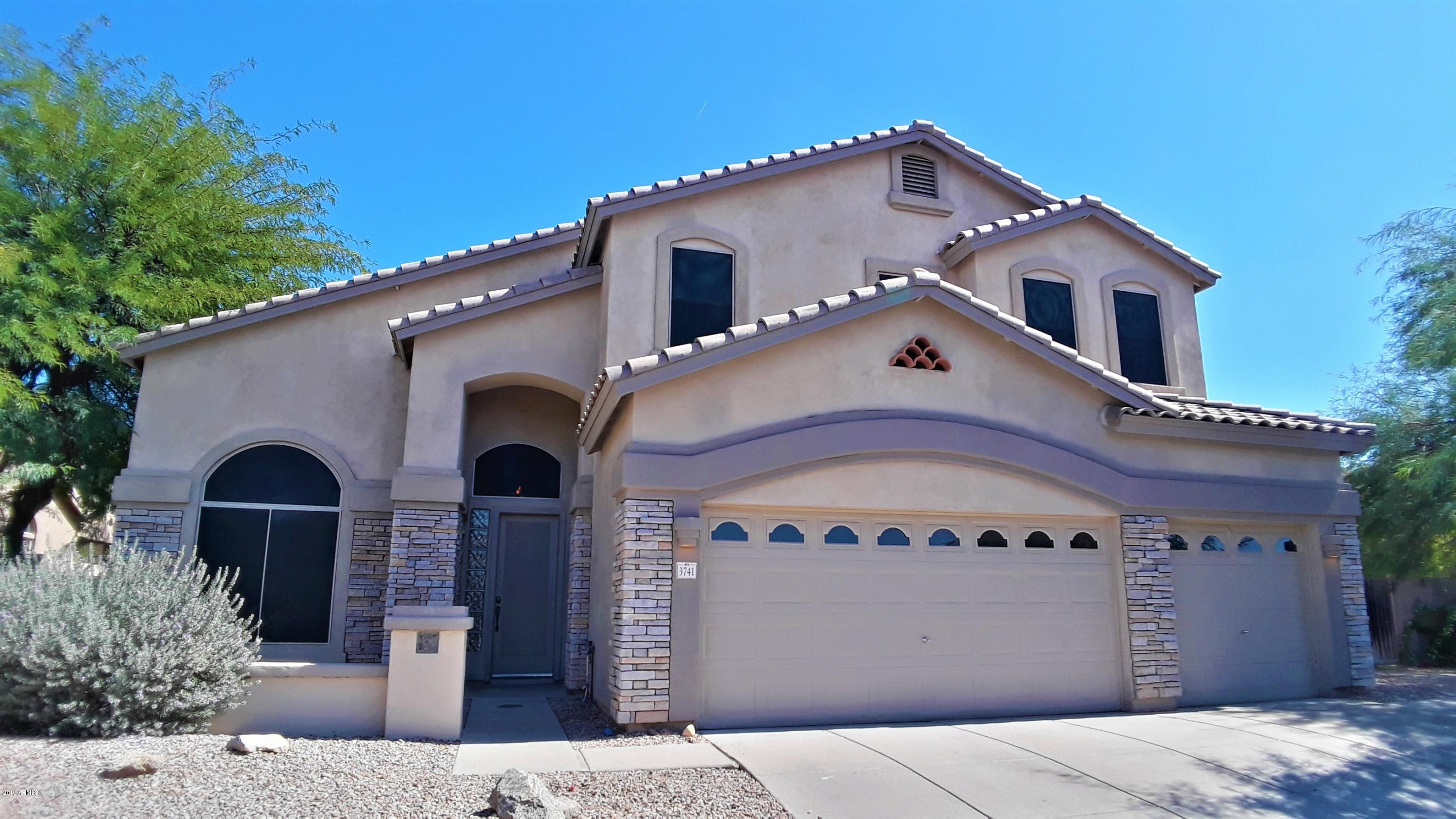 Photo of 3741 N LADERA Circle, Mesa, AZ 85207