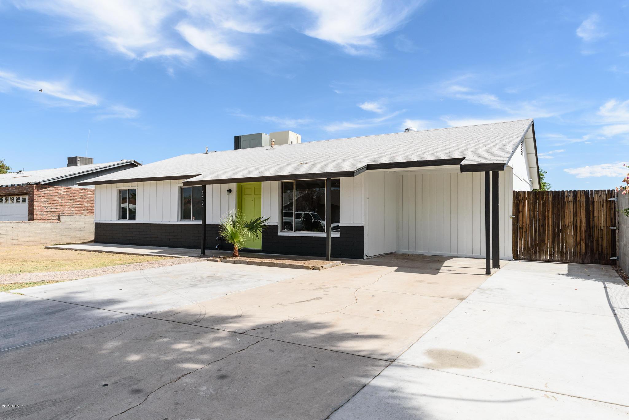 Photo of 4823 W PALM Lane, Phoenix, AZ 85035