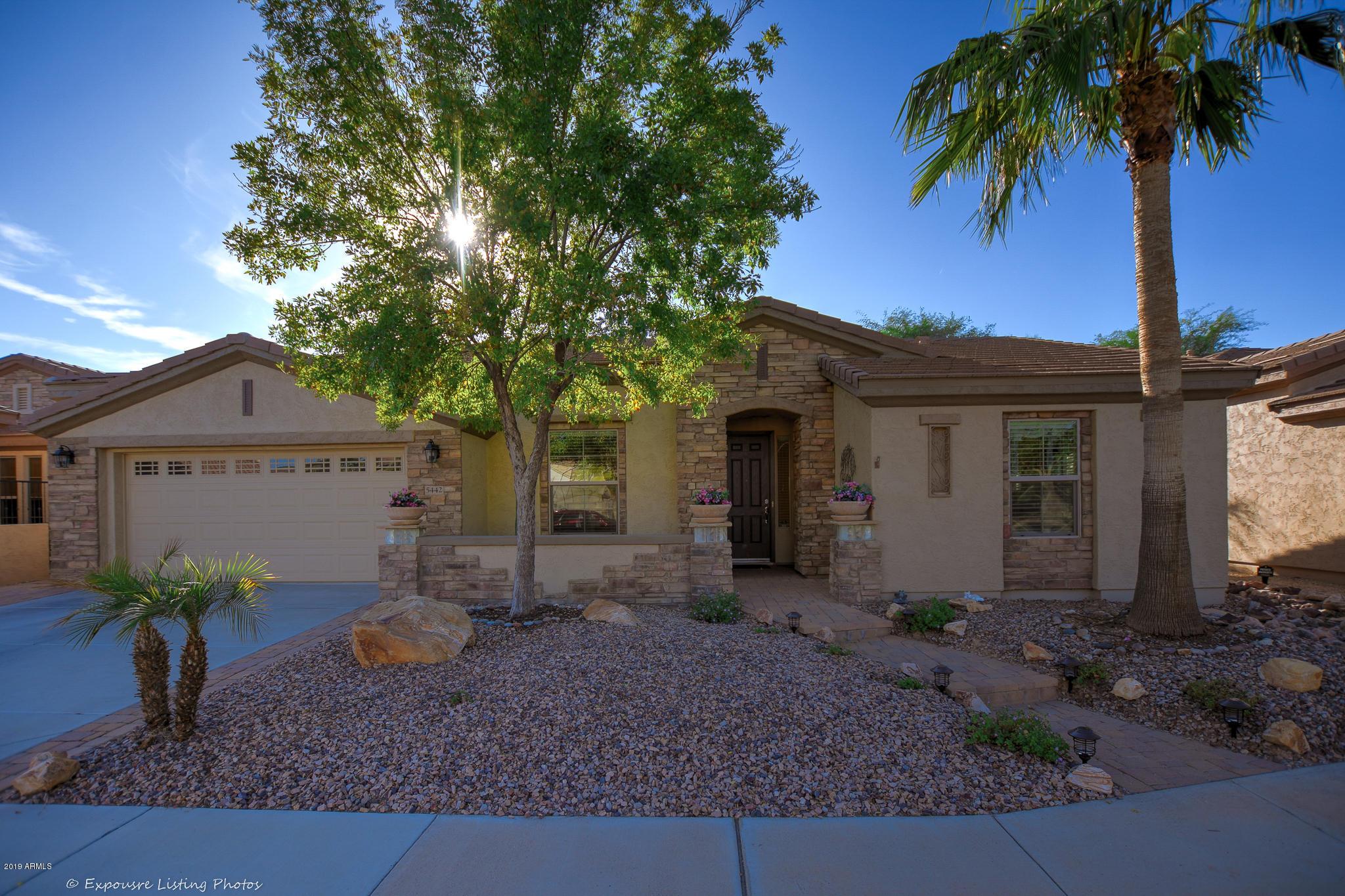 Photo of 5442 S PEACHWOOD Drive, Gilbert, AZ 85298