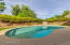 Large Diving Pool with Sun Deck at Shallow End for Cool Enjoyment