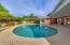 Backyard Tranquility & Completely Private with All SIngle Story Neighbors