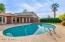 View of Pool & Home from NE Corner of Yard