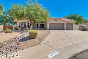 10755 S MORNINGSIDE Drive, Goodyear, AZ 85338