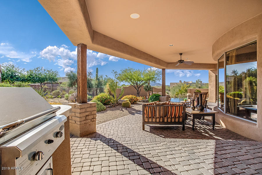 Photo of 9775 E CAVALRY Drive, Scottsdale, AZ 85262