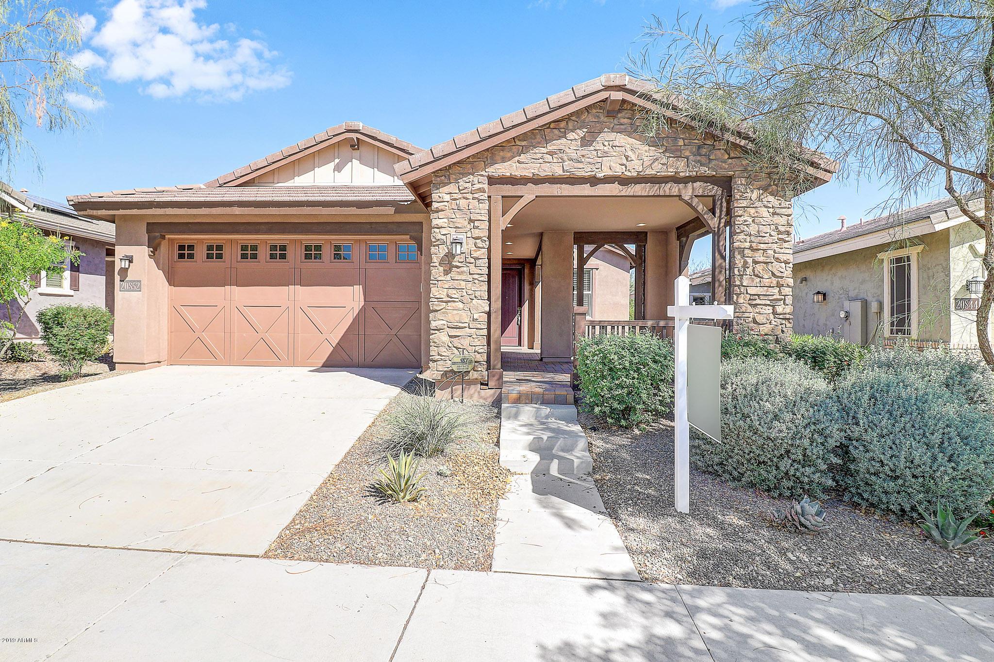 Photo of 20852 W MINNEZONA Avenue, Buckeye, AZ 85396