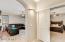 Hall View- Roomy Hallway