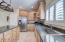 Walk-in pantry and plenty of cabinetry