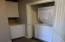 Washer and Dryer Included!