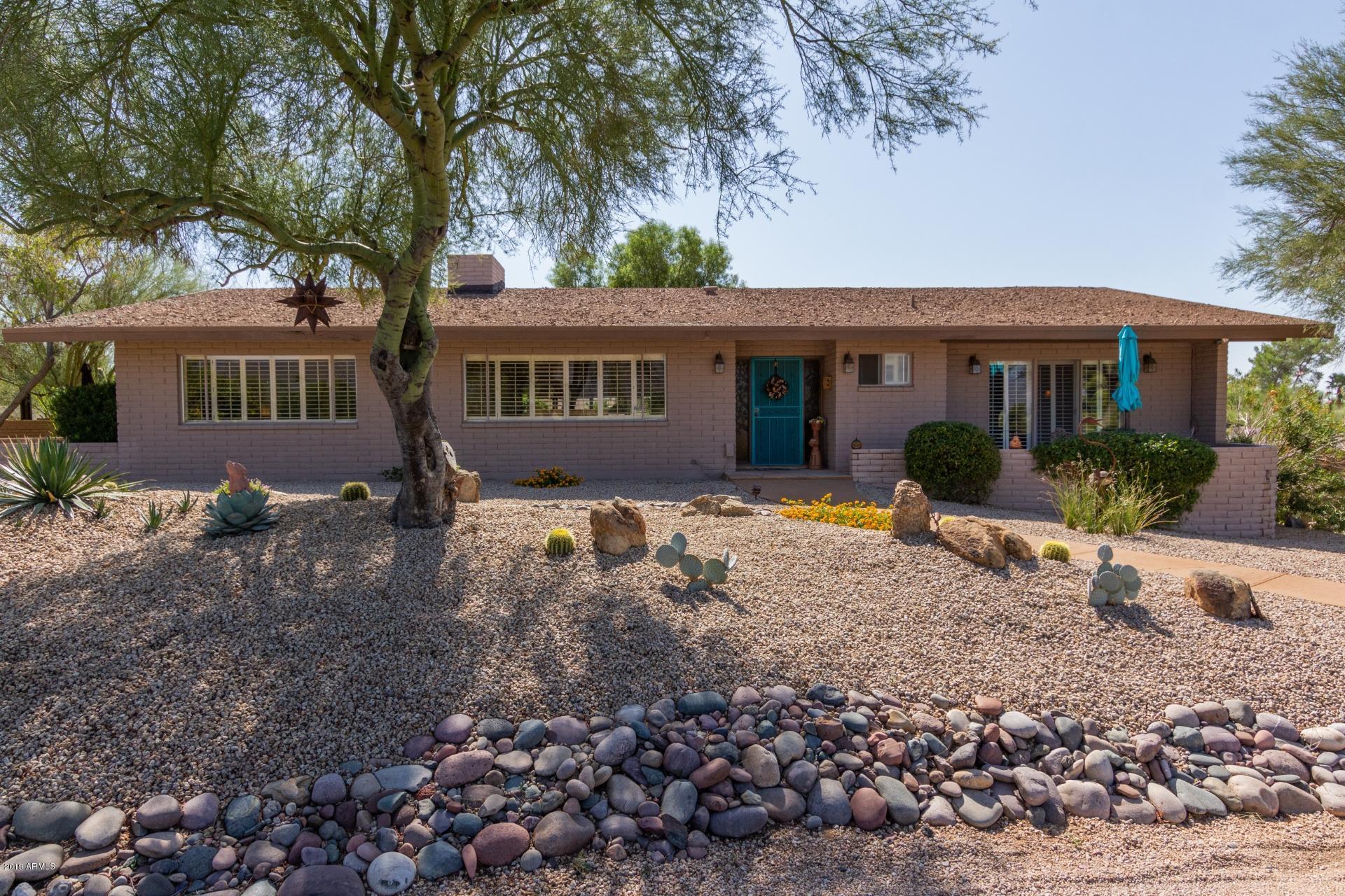 Photo of 7815 E CAREFREE Drive, Carefree, AZ 85377