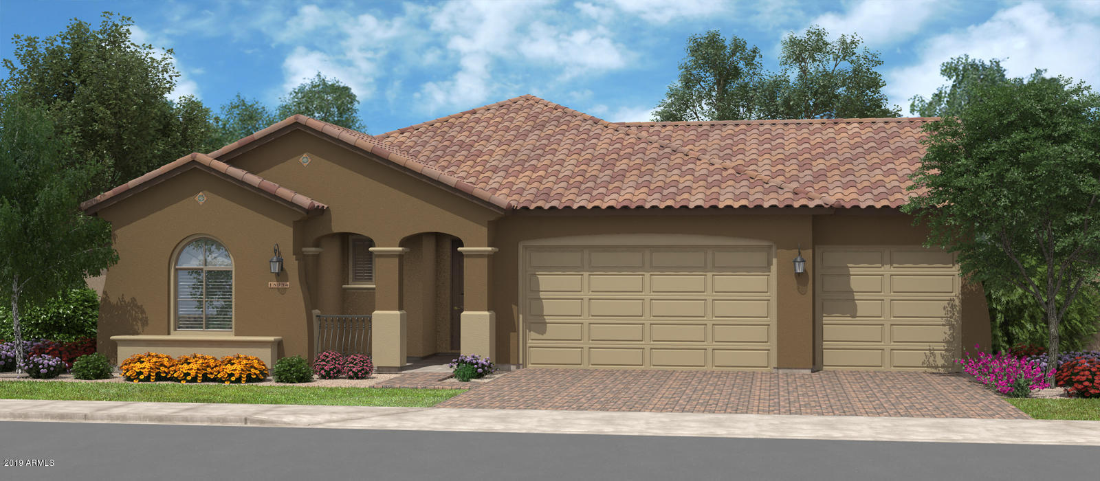 990 W Pagoda Avenue, Queen Creek, AZ 85140, MLS # 5994307 | Better Pagoda House Floor Plan Legacy Homes on