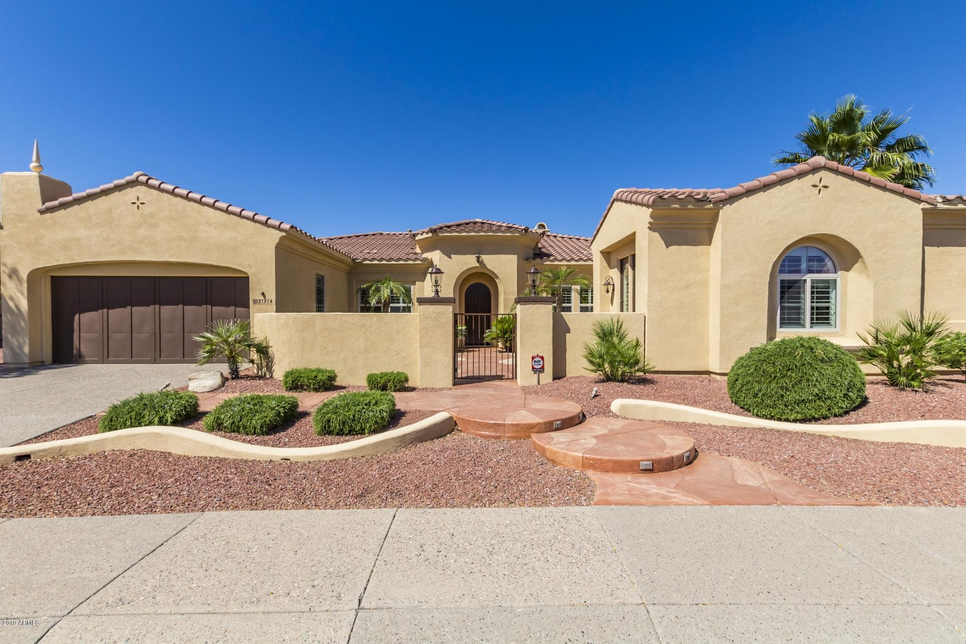 Photo of 21914 N SAN RAMON Drive, Sun City West, AZ 85375
