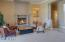 Living, Stone Canterra Fireplace
