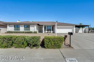 5502 W NORTH Lane, Glendale, AZ 85302