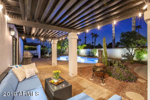 If you are looking for a lush backyard with a heated pool, stunning views, lush landscaping, then you must see this home.