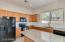 Gorgeous Kitchen with maple cabinets and granite counter tops!