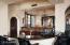 Great room sunken bar and wine room