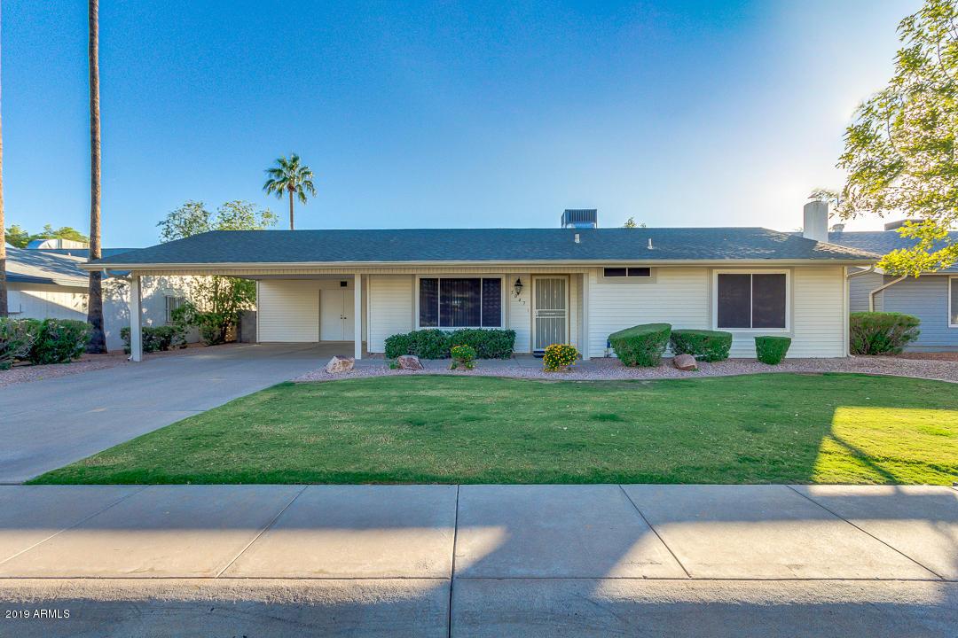 Photo of 5047 E MAGIC STONE Drive, Phoenix, AZ 85044