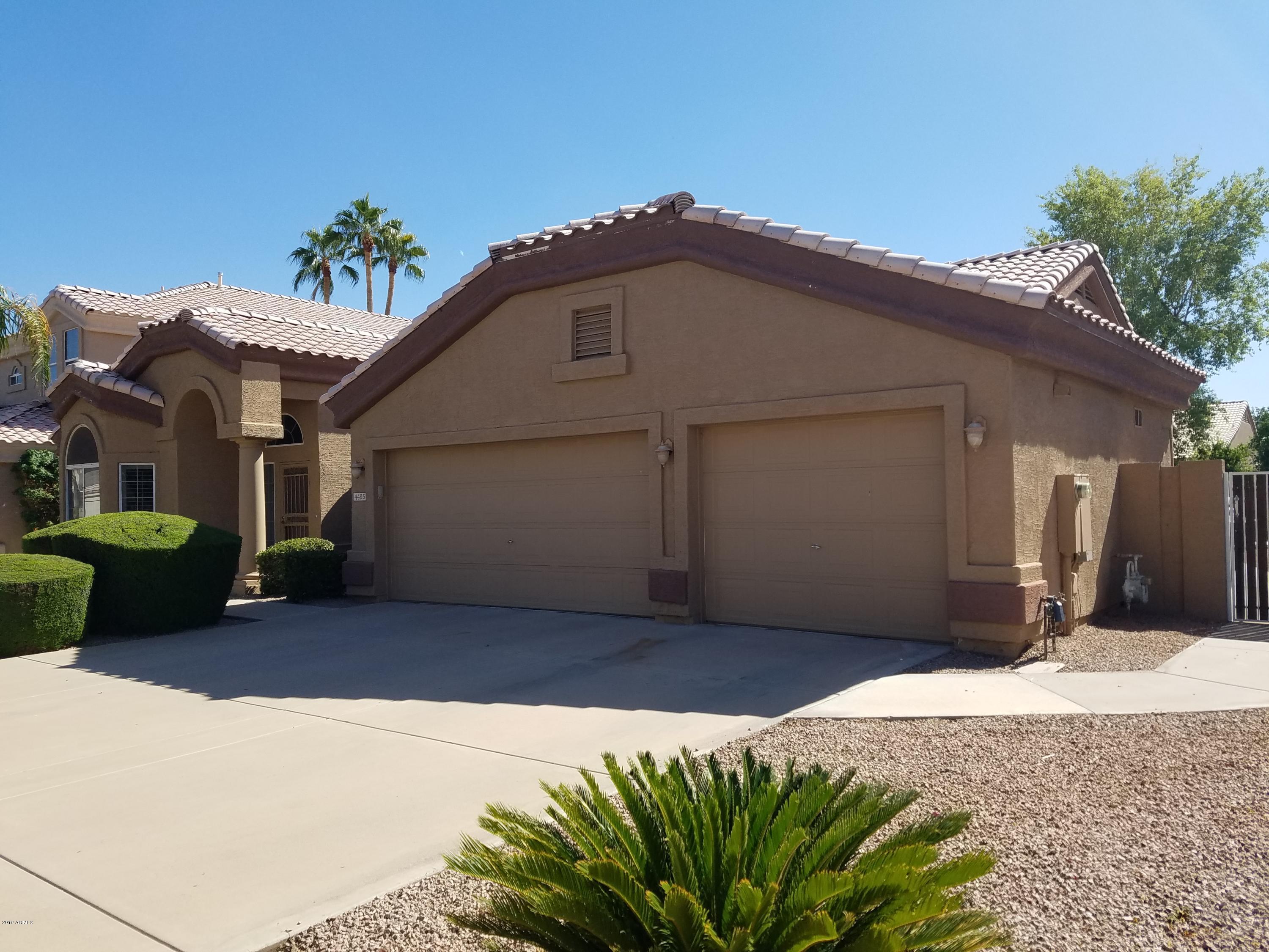 Photo of 4495 E OLIVE Avenue, Gilbert, AZ 85234