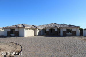 NICE NEW Custom 3680 s.f. 4 bed/4.5 bath home on a 35,000 s.f. lot.