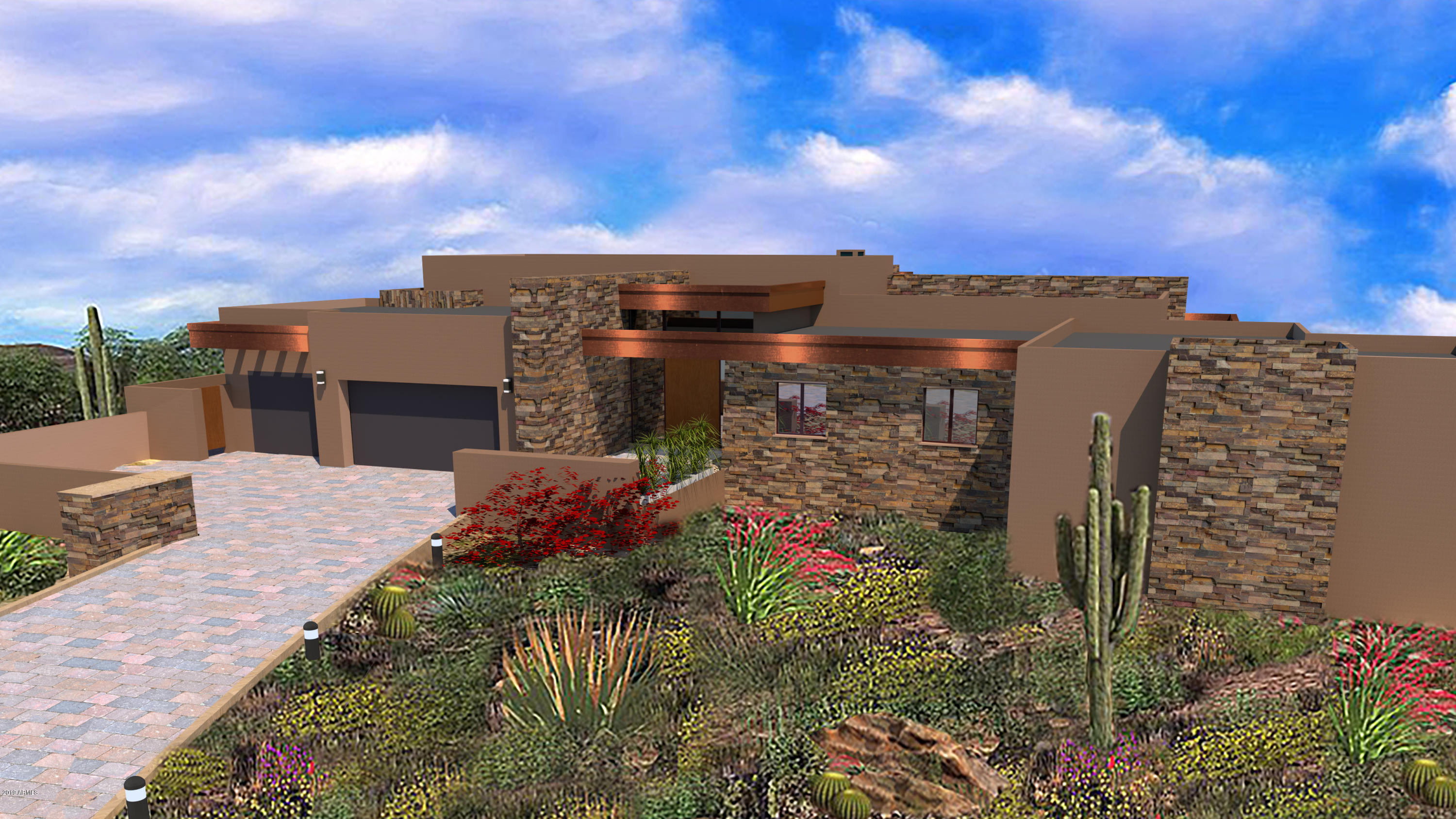 Photo of 9423 E COVEY Trail, Scottsdale, AZ 85262