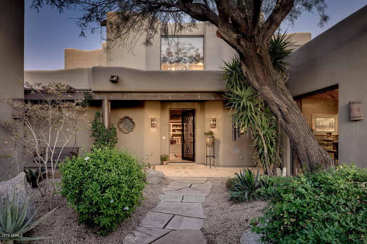 Photo of 9997 E HIDDEN VALLEY Road, Scottsdale, AZ 85262
