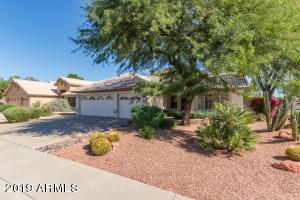 Gorgeous curb appeal in a lovely Chandler neighborhood