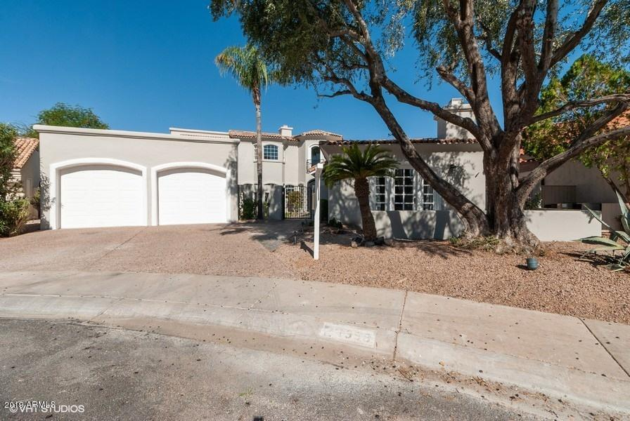 Photo of 1358 W SANDPIPER Drive, Gilbert, AZ 85233