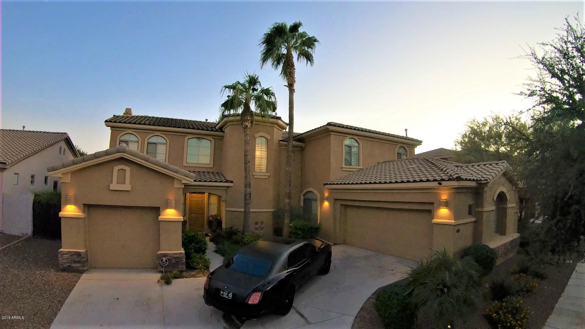 Photo of 4685 E RUFFIAN Road, Gilbert, AZ 85297