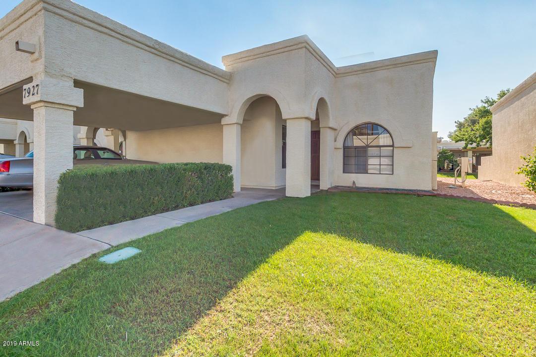 Photo of 7927 E PRIVET Drive, Mesa, AZ 85208