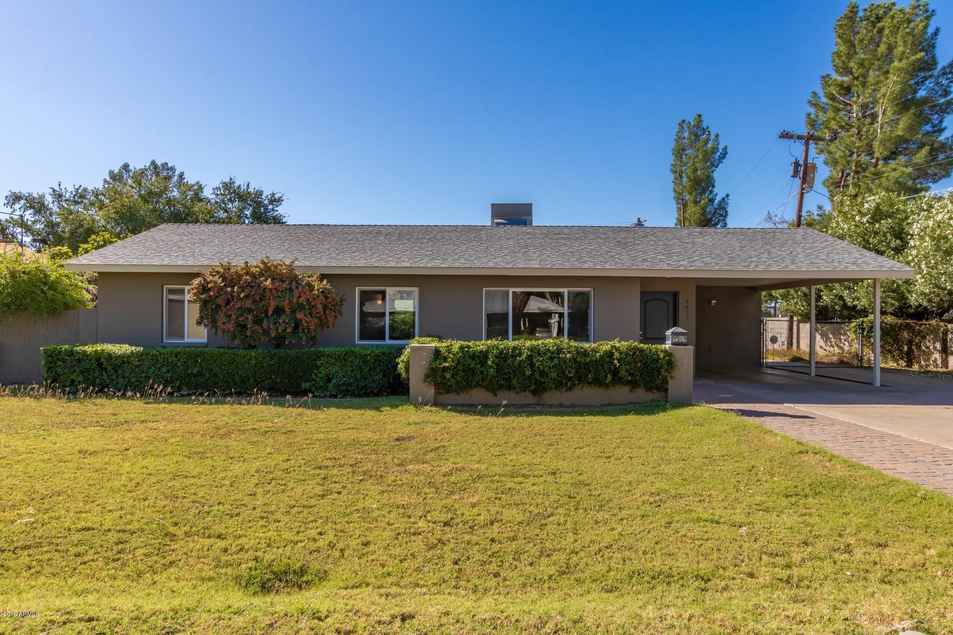 Photo of 4415 E EARLL Drive, Phoenix, AZ 85018