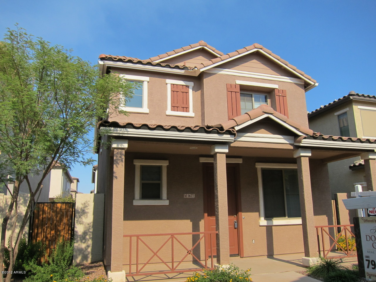 Photo of 1677 E ELGIN Street, Gilbert, AZ 85295