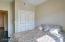 Bedroom #2 w/ Closet & Ceiling Fan
